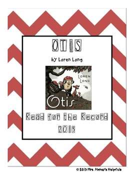 Otis by Loren Long - Read for the Record 2013