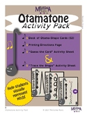 Otamatone Activity Set