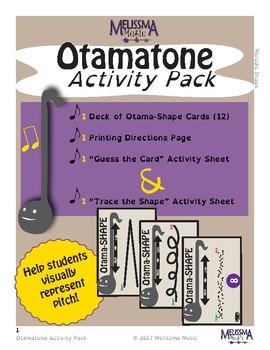 Otamatone Activity Set
