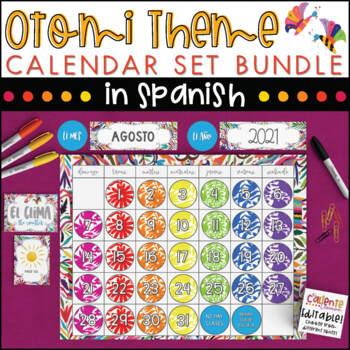 Otomi Calendar Bundle