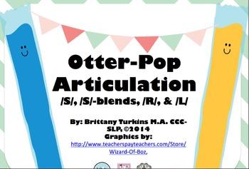 Otter-Pop Articulation Bundle