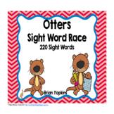 Otter Sight Word Race