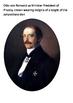 Otto von Bismarck Word Search