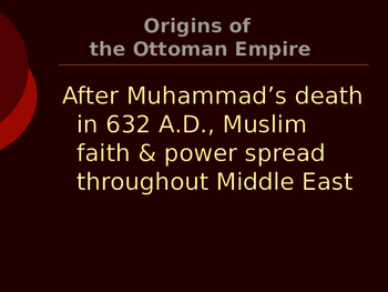 Day 052_Ottoman Empire - PowerPoint