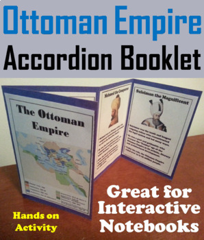 Ottoman Empire Task Cards and Activities Bundle