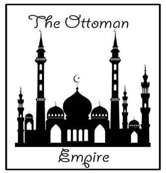 Ottoman Empire lap Book
