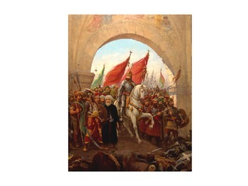 Ottoman and Safavid Empires Powerpoint