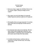 Otzi the Iceman Math Facts