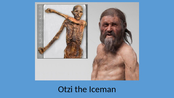 otzi the iceman worksheet pdf