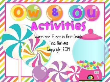 Ou & Ow Activities