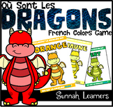 Où Sont Les Dragons? -French For Kids