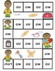 Ou and Ow Phonics Game and Word Sort