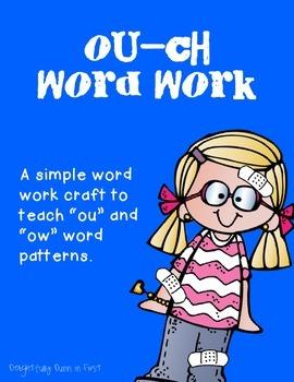 Ou-ch Word Work