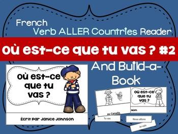 Où est-ce que tu vas ? #2 French Verb ALLER Countries Read