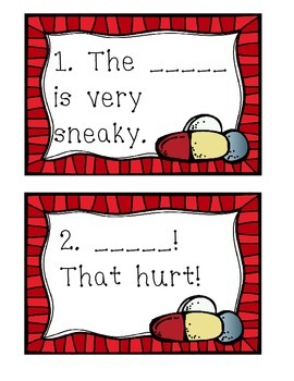 Ouch! - Literacy Activities for /ou/