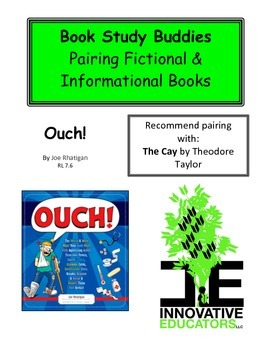 Ouch! Pairing Fictional and Informational Books