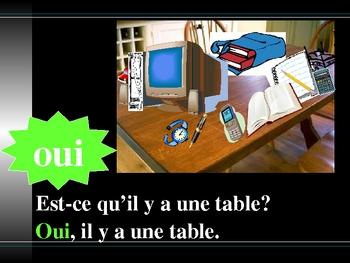 Oui vs Si power point