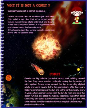 Oumuamua: The first interstellar visitor