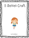 Our 5 Senses Craft