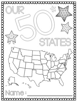 Our 50 States Book