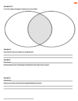 Our Alberta Activity Booklet - Chpt. 12,13 (Growth and Change)