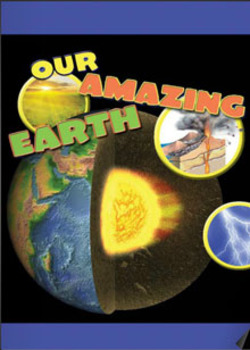 Our Amazing earth flip e-Book