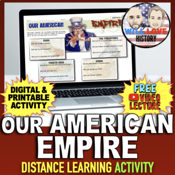Our American Empire Activity