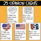 Our American Flag:  Fact and Opinion