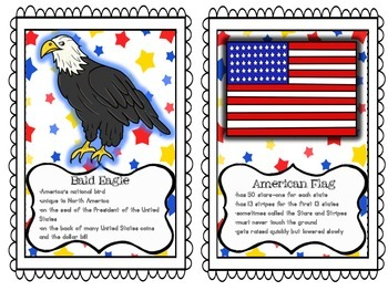 Our American Symbols and Famous Americans Resource