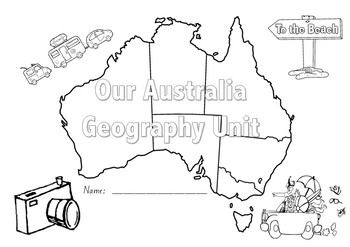 Our Australia - Geography Unit