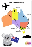 Our Australian Holiday- time resource