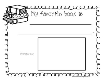 "Our ""Beary"" Favorite Books - Bulletin Board Set"
