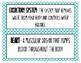Our Body Vocabulary Cards