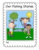 Our Camping Stories: Story Starter Class Books for Beginning Writers