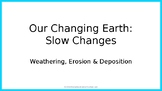 Our Changing Earth PowerPoint