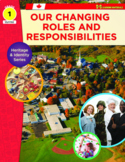 Our Changing Roles & Responsibilities Gr 1: Ontario Curriculum (Enhanced eBook)