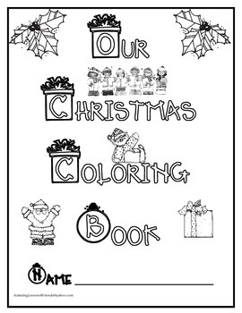 Our Christmas Coloring Book