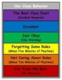 Our Class Behavior Chart