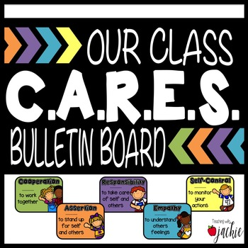 CARES Bulletin Board: Teaching Character Education