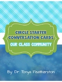 Our Class Community Conversation Cards