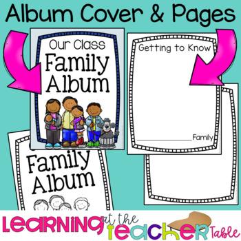 Our Class Family Album