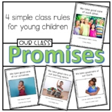 Our Class Promise Posters (class rules)