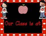 Our Class Went to