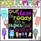 Our Class is Ready for a Super Cool Summer Bulletin Board, Door Decor, or Poster