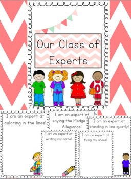 Our Class of Experts Book- 18 Basic Skills covered