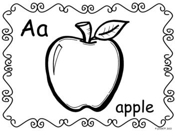 Our Classroom Alphabet Book
