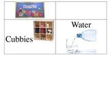 Our Classroom Labels: A Print Rich Classroom