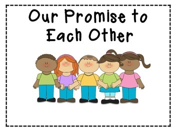 Our Classroom Promise