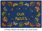 Our Classroom Rules Presentation and Forms