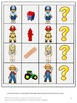 Community Helpers Activities, Autism File Folder Games for Special Education